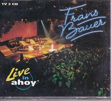 CD - Live in Ahoy von Frans Bauer (2- CDs) / #304