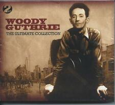 Woody Guthrie - The Ultimate Collection (2CD 2013) NEW/SEALED