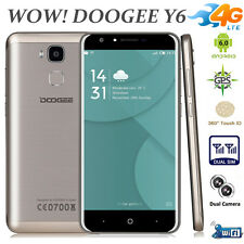 """5,5"""" Zoll Android 6,0 OCTACORE Smartphone Ohne Simlock 16GB 16MP Handy TOUCH ID"""