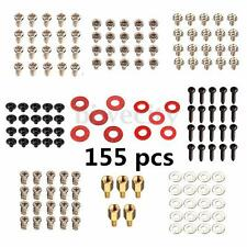 155Pcs Computer Screws Kit For Motherboard PC Case CD-ROM Hard Disk Fan Screw