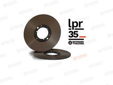 """RMGI RTM BASF Reel to Reel Tape LPR35 1/4"""" 3600ft 1100m 10.5"""" Authorised Dealer"""
