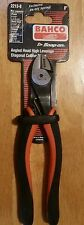 NEW! BAHCO 2213-8 8'' ANGLED HEAD HIGH LEVERAGE DIAGONAL CUTTING PLIERS