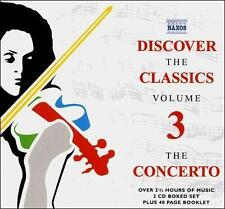 Discover the Classics 3: The Concerto - Various Artists CD NEW