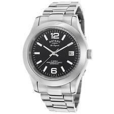 ROTARY Les Originales Automatik Uhr Watch Swiss Made 40mm 316L 21Jewels Saphirgl