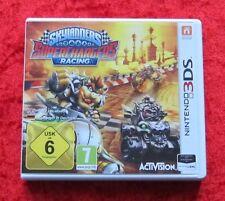 Skylanders SuperChargers Racing, Nintendo 3DS Skylander Spiel ohne Figuren, Neu