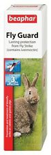 BEAPHAR FLY GUARD RABBIT GUINEA PIG FLY STRIKE TREATMENT 3 MONTH PROTECT 75ML