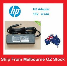 New Genuine HP 90W 19V 4.74A AC Power Adapter Laptop Charger 7.4mmX5.00mm