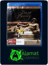 The Great Beauty (Blu-ray) Brand New & Sealed - Free Post - La grande bellezza