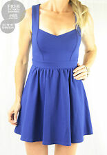 BETTINA LIANO Electric Blue Lovers Dream Dress Size 8 RRP $249