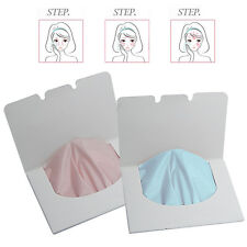 100 Sheets Facial Clean Paper Make Up Face Oil Control Oil-Absorbing Blotting