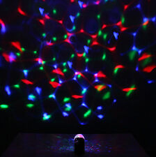 Portable Bluetooth MP3 Player Rave Party LED Stage Light Up Dance Show Amplifier