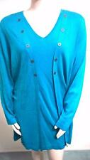 WOMENS PLUS SIZE XL GREEN TEAL  AUTOGRAPH  JUMPER TUNIC  NEW WITH TAG