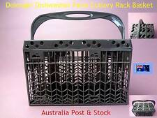 Delonghi Dishwasher Spare Parts Cutlery Basket Rack Replacement Grey NEW (B77)