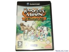 ## Harvest Moon A Wonderful Life (Deutsch) Nintendo GameCube / GC Spiel - TOP ##