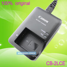 Genuine Original Canon CB-2LCE CB-2LC NB-10L Battery Charger For PowerShot G1 X