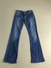 Women's NEXT 'Bootcut' Jeans - UK8L - Faded Navy Wash - Great Condition