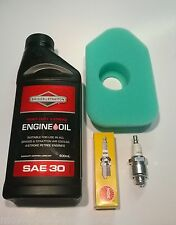 ENGINE SERVICE KIT- BRIGGS & STRATTON 272235S AIR FILTER, SPARK PLUG AND OIL
