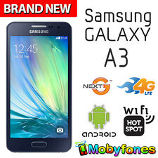 UNLOCKED SAMSUNG GALAXY A3 BRAND NEW 3G 4G LTE NEXT G ANDROID 8MP CAMERA WiFi