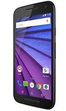 Brand New Motorola Moto G 4G-LTE 3rd Gen 8GB XT1541 Black Unlocked Smartphone