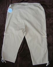 TARGET Stone MATERNITY 3/4 PANTS. SIZE 14 NEW RRP$39.99