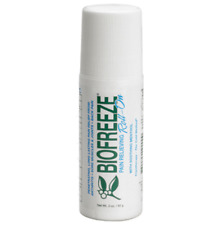 Biofreeze 3oz Roll On Cold Therapy Cryotherapy Pain Relief Muscle Arthritis Gel