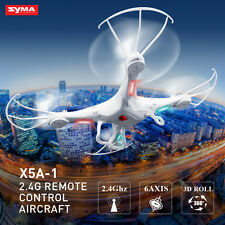 Syma X5A-1 2.4Ghz 6 Axis Gyro RC Quadcopter Drone without Camera Dron Headless