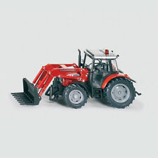 SIKU Massey Ferguson Tractor with Front Loader 1:32 Scale * die-cast * NEW