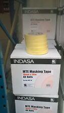 Masking Tape Indasa MTE 18mm 48 Rolls Low Bake