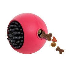 Hundespielzeug - Futterball - Snackball - Leckerlieball aus Vollgummi - 7 cm