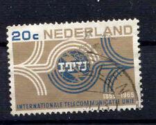 Niederlande_1965 Mi.Nr. 840 Int. Fernmeldeunion UIT