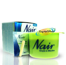 Nair Easy Wax Microwave Pot 400g For Legs And Body