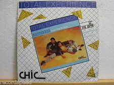 "★★ 12"" Maxi - TOTAL EXPERIENCE - Happiness ( Extended 6:38 min) CHIC 1987"