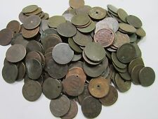 (5) Random Mixed 1800's Large Cent Lot // 5 COINS