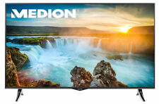 "MEDION LIFE X18066 UHD 4K 120,7cm/48"" Smart LED-Backlight TV DVB-T2 1500MPI A+"