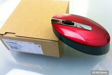 Sony Vaio Bluetooth Laser Mouse VGP-BMS55R in Rot / Red, A1558862A, Neu, Bulk