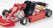 MINICHAMPS 430 090001 GO KART red with black seat diecast model 1:43 scale