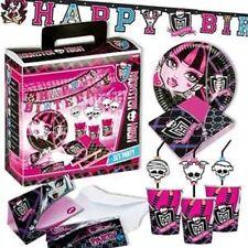 Partykoffer Monster High 51-teilig Kindergeburtstag Partyset Deko Mottoparty