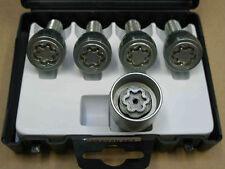 Caravan Security Accessories - Milenco Locking Wheel Nuts (4)