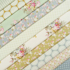 Tilda ~ Happiness is Homemade Fabric Scrap Pack / Christmas floral vintage rose