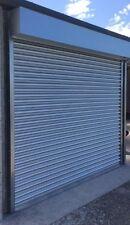 Electric Operation Roller Shutter Doors 2100 x 2000mm