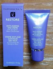 Nutrimetics ' RESTORE Anti-Ageing Firming EYE Creme ' Brand New RRP $50.