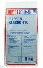 Lugato Fliesenkleber 5 kg Fliesen-Kleber Fliesen Kleber