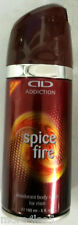 Addiction body spray SPICE FIRE 150ml For Men GREAT FRAGRANCE