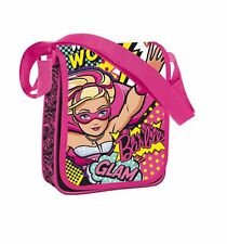 Barbie Princess Power Hero Shoulder Bag SWEET NEW licensed ORGINAL ! 27x22x5cm