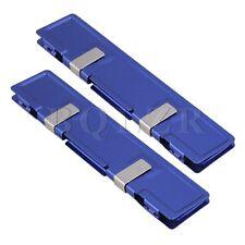 2 x Aluminum RAM Memory Cooler Heat Spreader Heatsink for DDR DDR2 DDR3 SDRAM