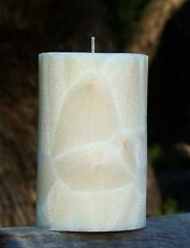 400hr 1.7kg Massive DOUBLE VANILLA Triple Scent Natural CANDLE Lasts for months