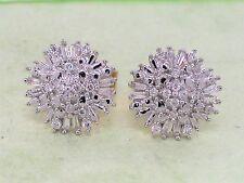 Rausverkauf!Diamant Brillant Ohrstecker 585 Gelbgold 14Kt Gold 0,18ct