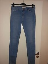 ASOS Skinny Jeans In Tamsin Mid Blue Wash size 32/34
