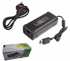 Power Supply for Microsoft Xbox 360 S Slim Brick Adapter UK Mains Charger 135W