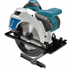 MOSS 1200W Circular Saw 185mm Power Tool 230V + Laser Guide + Free Blade
